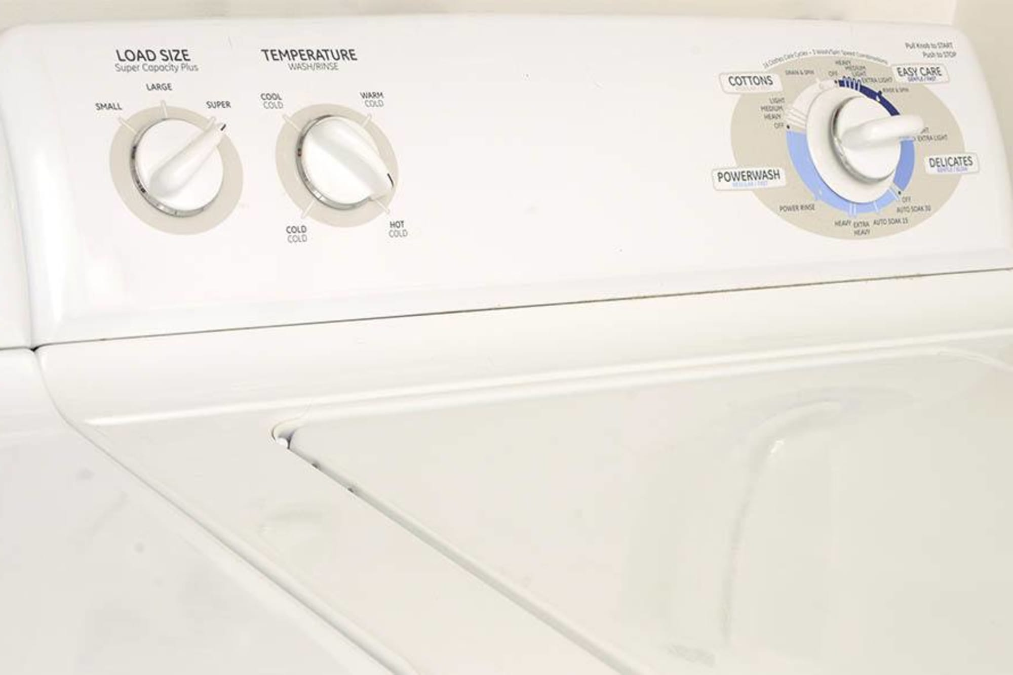 Washer and Dryer at Newport Crossing Apartments in Newcastle