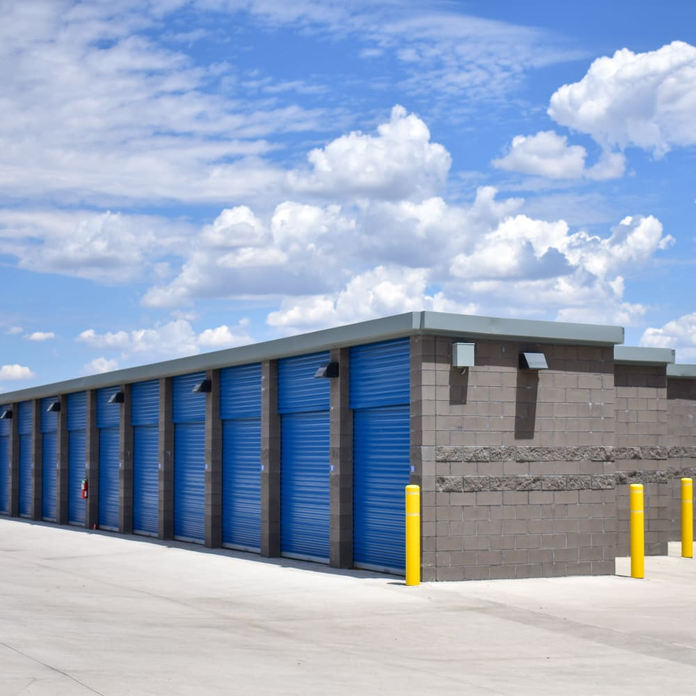 View the auto storage offered at STOR-N-LOCK Self Storage in Colorado Springs, Colorado