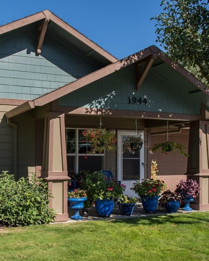 Private Homes at The Springs at Sunnyview in Salem, Oregon