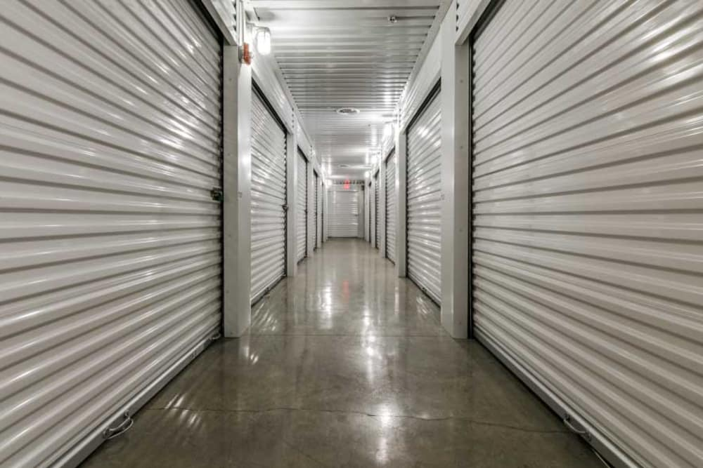 All units located on ground level at Advantage Storage - Garland Campbell in Garland, Texas