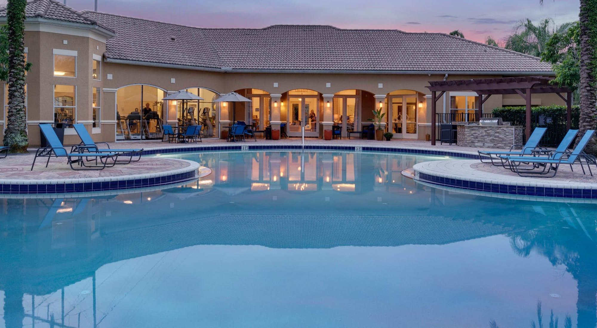 Apartments in Orlando, Florida at Palms at World Gateway
