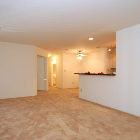 Ample living space at Greens at Schumaker Pond