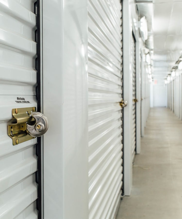 Self storage units for rent at The Attic Self Storage in Concord, NC