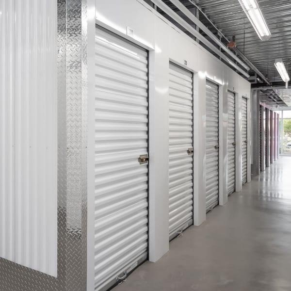 Interior units at at StorQuest Self Storage in Federal Way, Washington