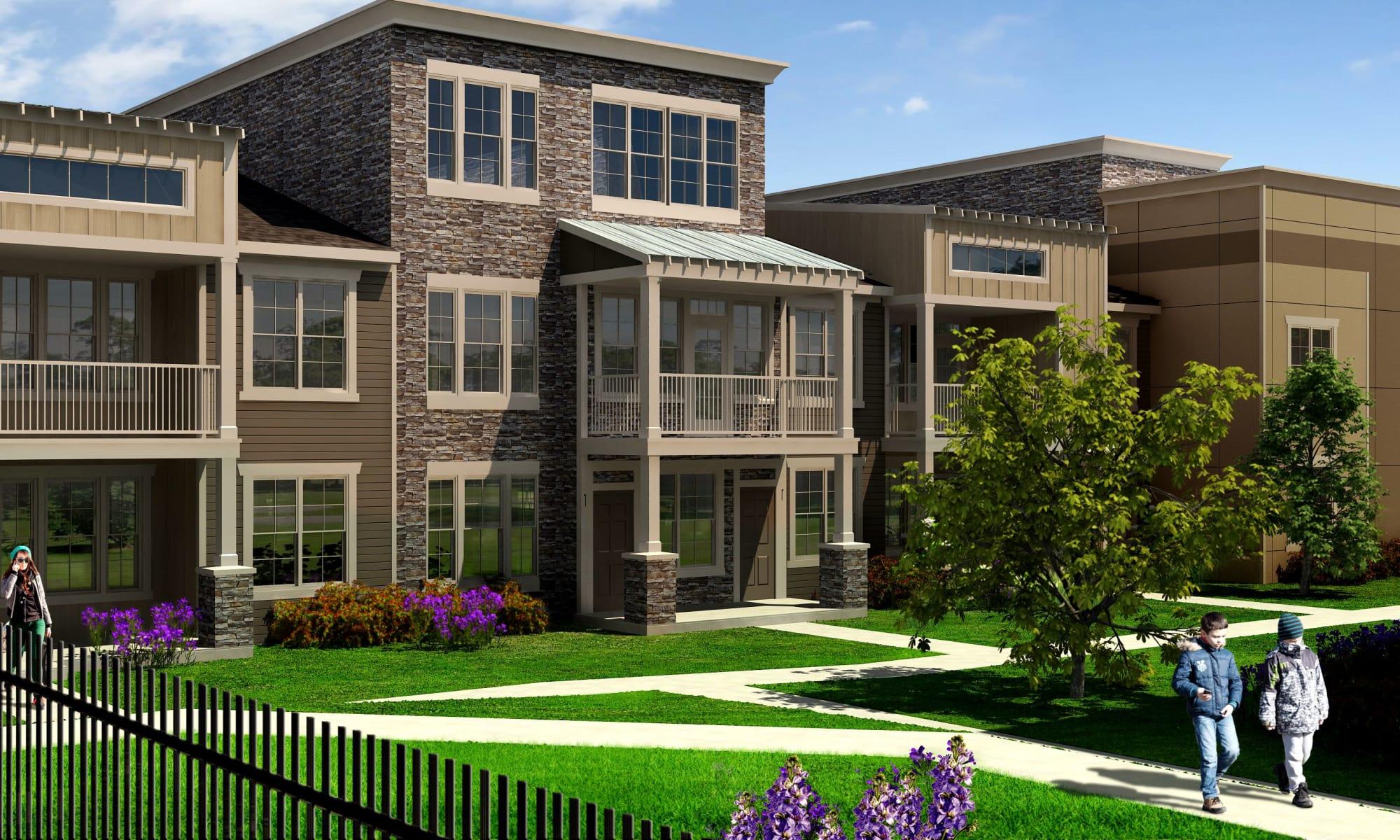 Apartments at Springs at Castle Rock in Castle Rock, Colorado