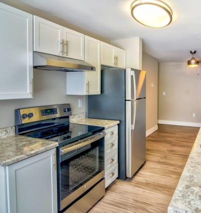 Floor plans at Vista at 23 Apartments