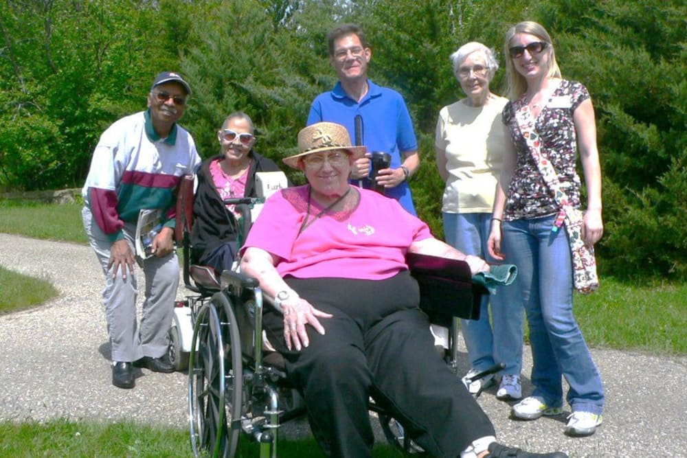 Avalon Assisted Living Community's outdoor outings