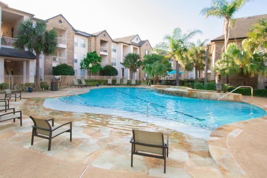 Pool at Veranda in Texas City, Texas