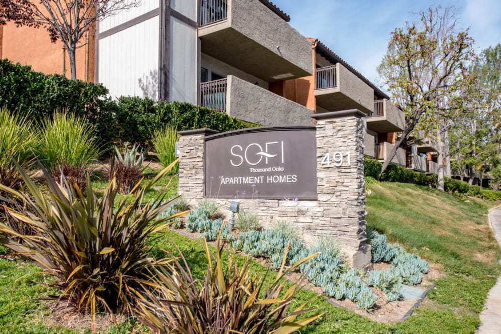 Welcome to Sofi Thousand Oaks in Thousand Oaks, CA