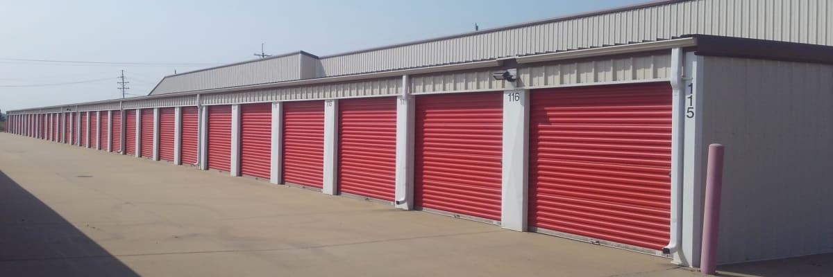 Contact KO Storage of Salina - 9th in Salina, Kansas
