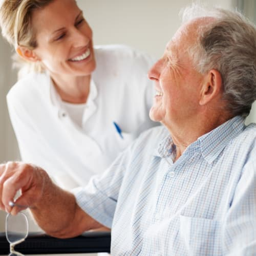 View our memory care services at Avenir Memory Care at Fayetteville in Fayetteville, Arkansas.