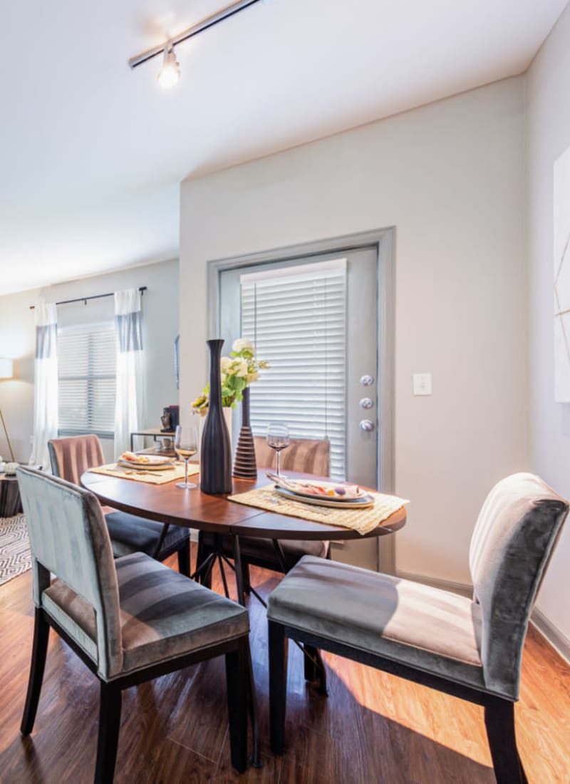 View our floor plans at Marquis at Katy in Katy, Texas