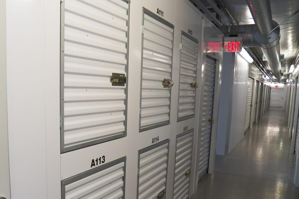 Small units available at Breezy Hill Self Storage in Graniteville, South Carolina