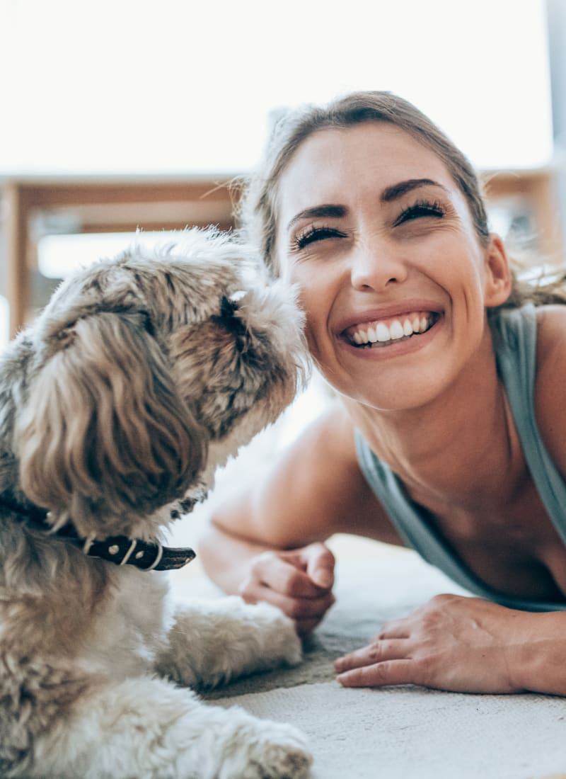 View our pet policy at Marquis at Lantana in Flower Mound, Texas