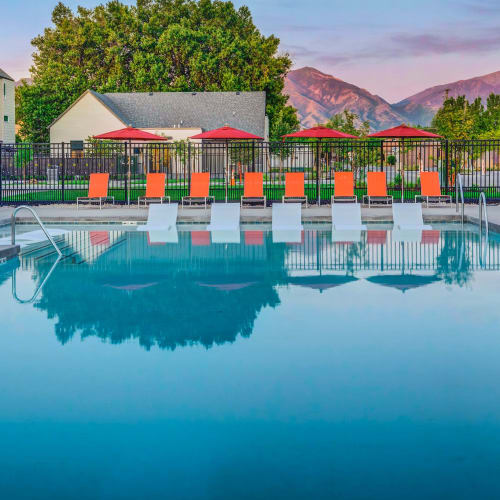 View our amenities at Hawthorne Townhomes in South Salt Lake, Utah