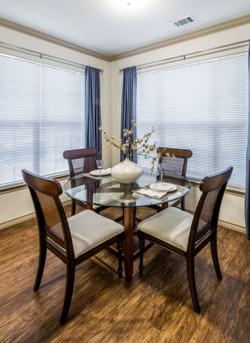 View our floor plans at The Marquis at Brushy Creek in Austin, Texas