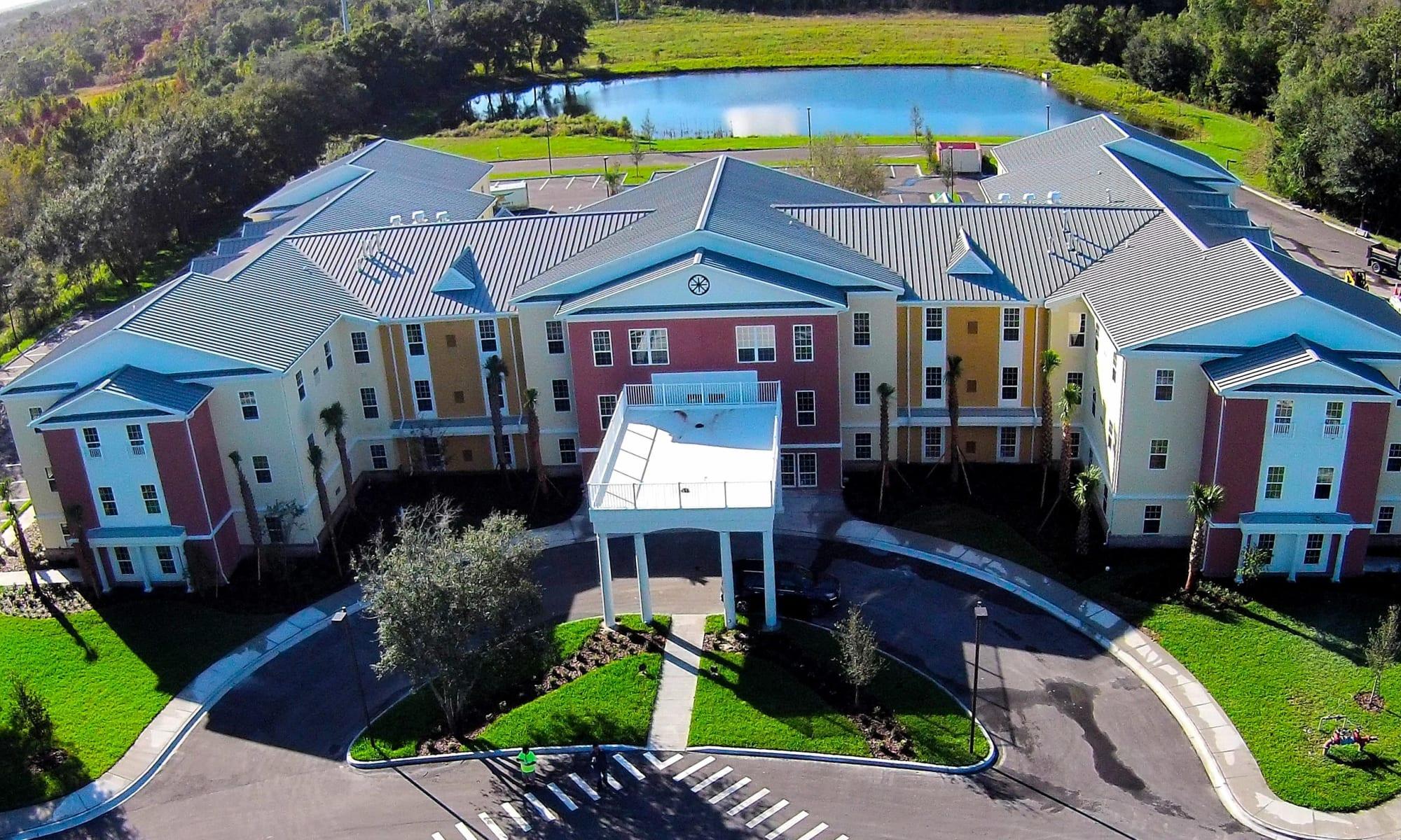 Senior living at Gentry Park Orlando in Orlando, Florida