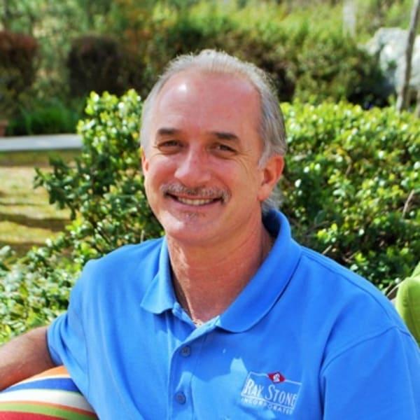 Kelly Nevius maintenance man at Hilltop Commons Senior Living in Grass Valley, California