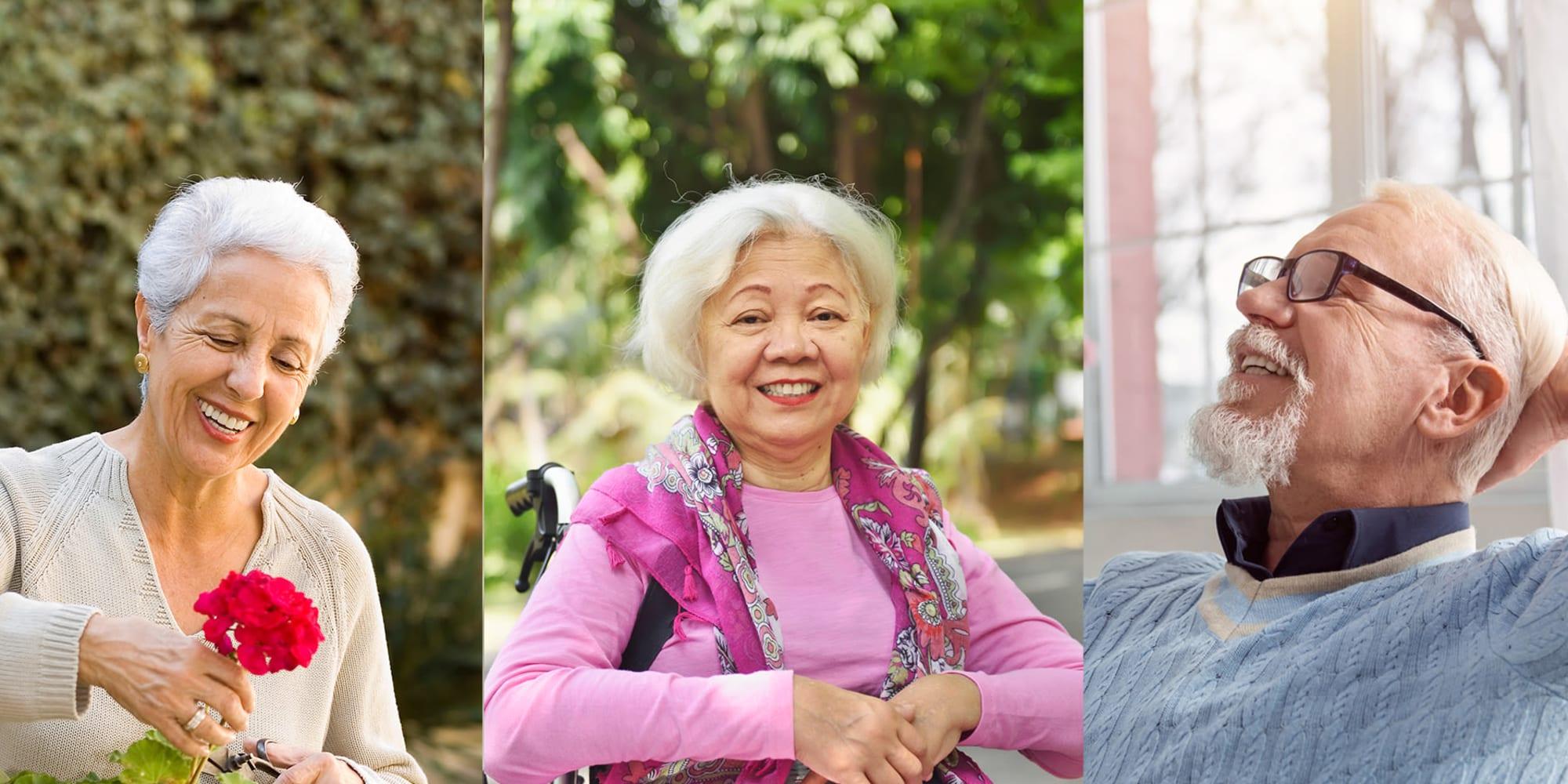 Senior living in Elk Grove Village, IL