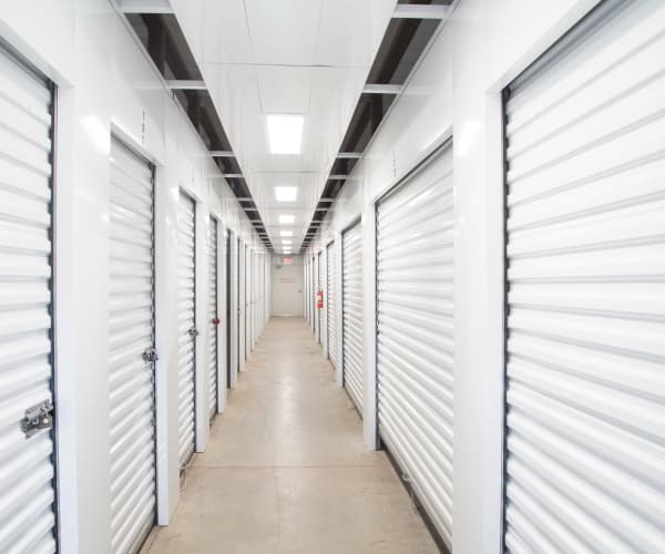 Climate controlled storage units in Oxford