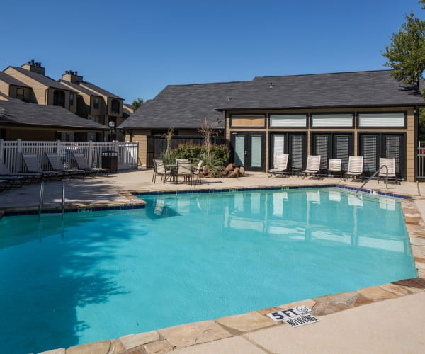 Community pool at Monterra Pointe