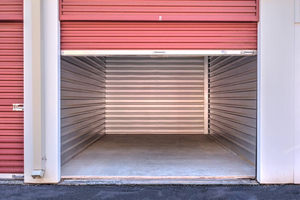 Prime Storage offers drive-up units in Acworth, Georgia
