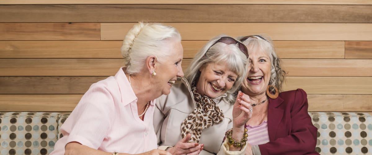 Senior living options at the senior living community in Fort Myers