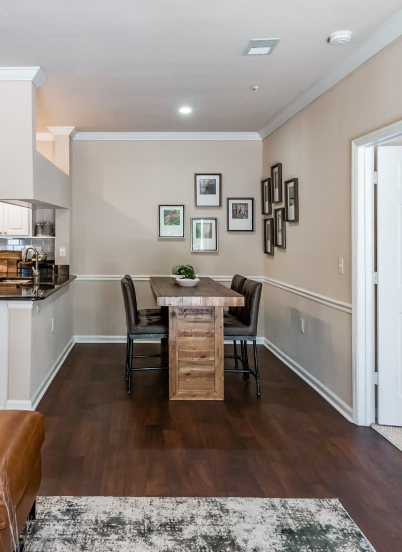 View our floor plans at Marquis at Carmel Commons in Charlotte, North Carolina