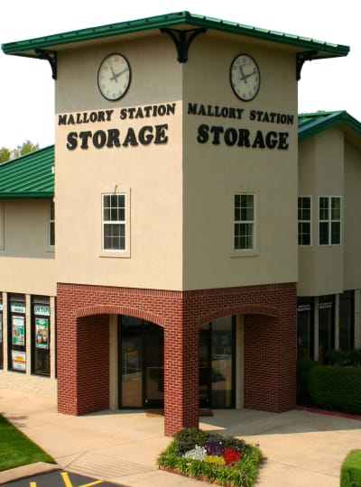 Mallory Station Storage locations callout
