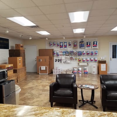 Features at Cardinal Self Storage - West Raleigh in Raleigh, North Carolina