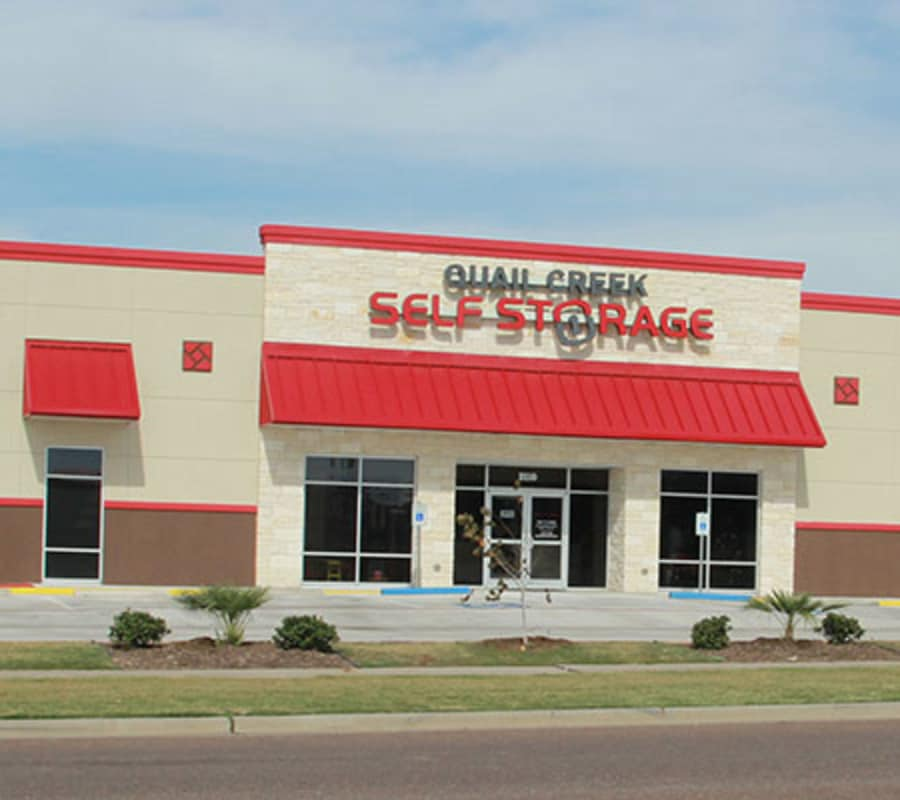 Welcome to Quail Creek Self Storage!