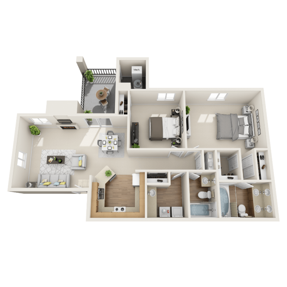 Littleton Apartments: 2 & 3 Bedroom Apartments For Rent In Littleton, CO