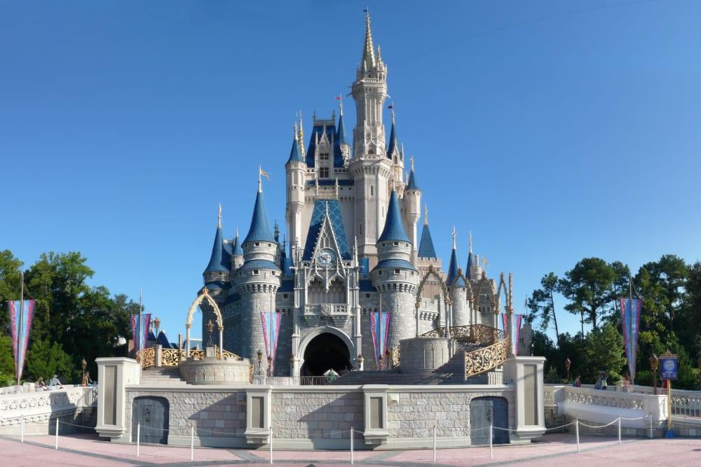 Disney's magic kingdom near Merrill Gardens at ChampionsGate is in ChampionsGate, Florida.