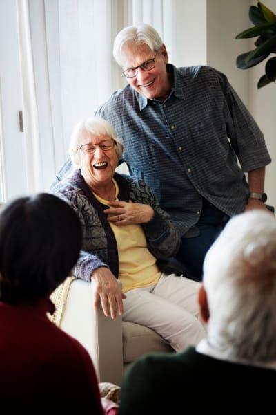 Respite Care at Omega Communities in Birmingham, Alabama