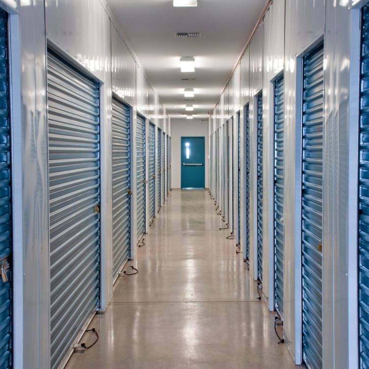 Storage features offered at Compass Self Storage in Compass Self Storage in West Palm Beach, Florida
