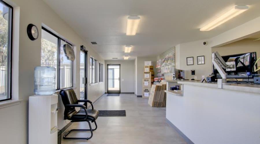 Modern new office in Woodland, California