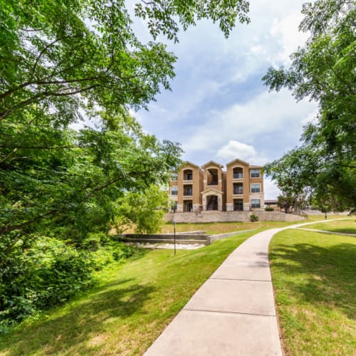 Resident referral bonus at Marquis at Canyon Ridge in Austin, Texas