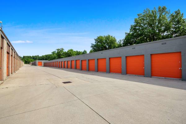 Vehicle storage at Global Self Storage in Lima, Ohio