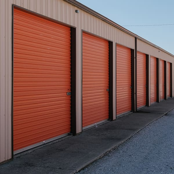 Self storage units for rent at StayLock Storage in Demotte, Indiana