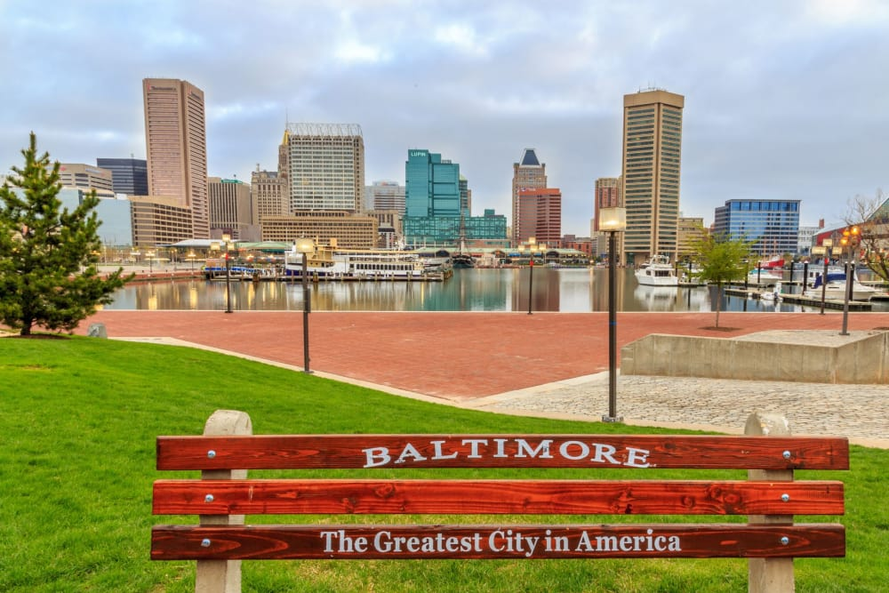 Bolton House offers the convenience  you want with a close proximity to downtown Baltimore