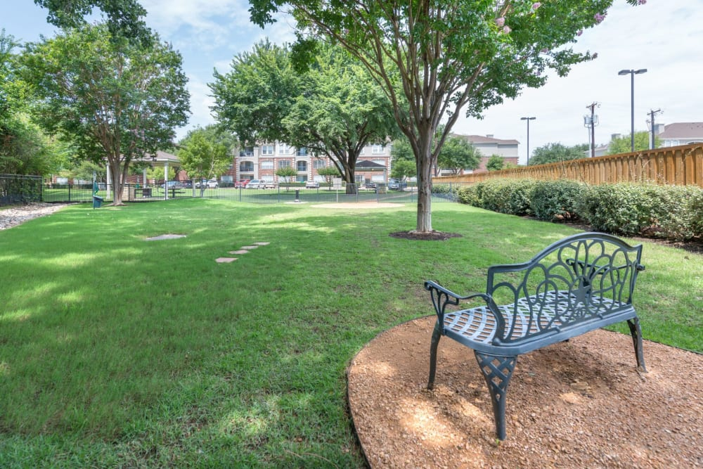 1-Acre Pet Park at Olympus 7th Street Station in Fort Worth, Texas