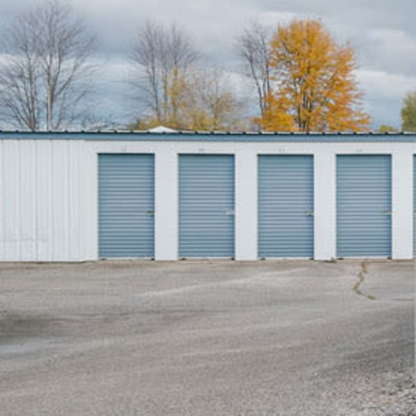 Self storage units for rent at StayLock Storage in La Porte, Indiana