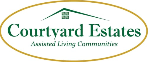 Courtyard Estates at Cedar Pointe Logo