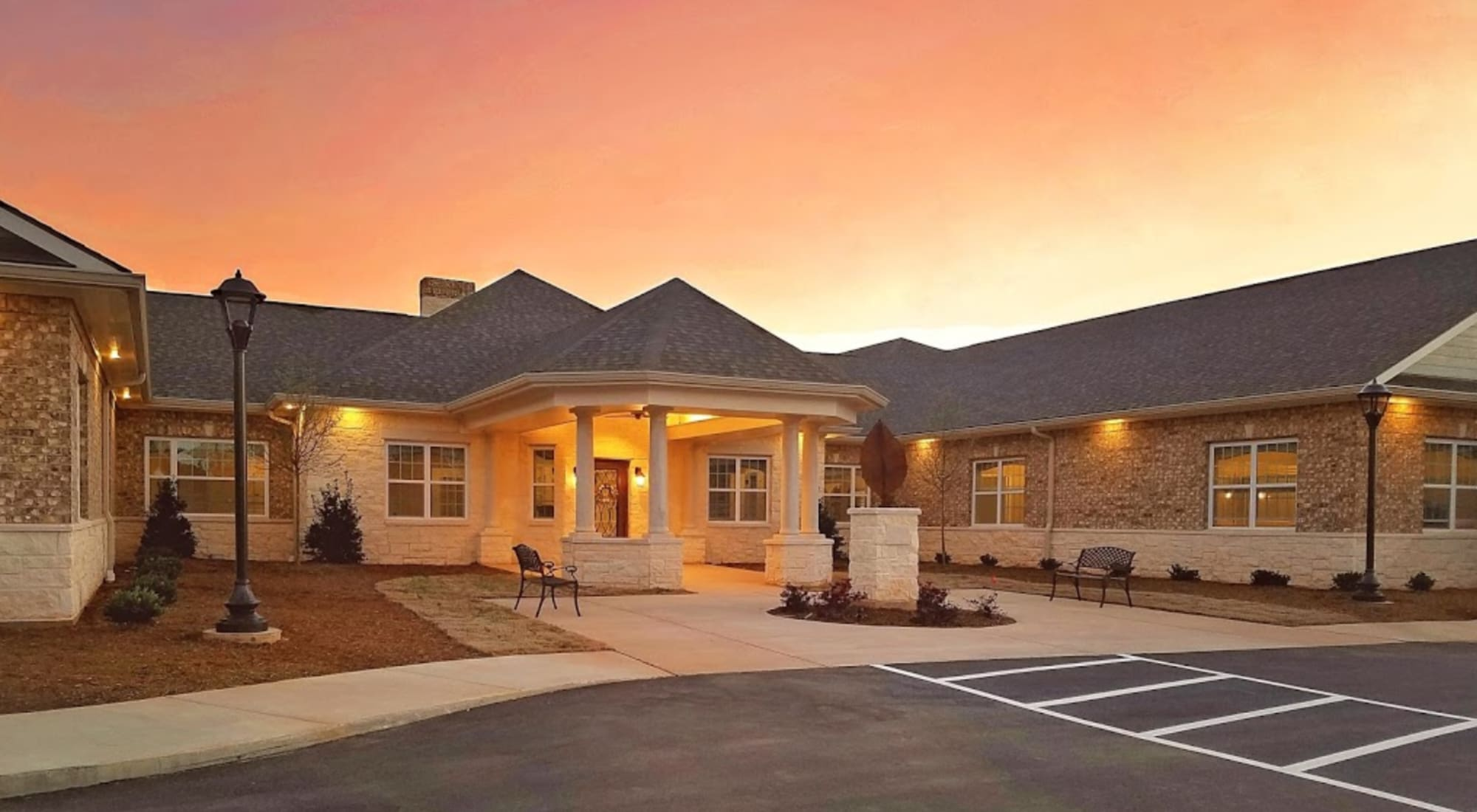 Senior living at The Pearl at Fort Mill in Fort Mill, South Carolina