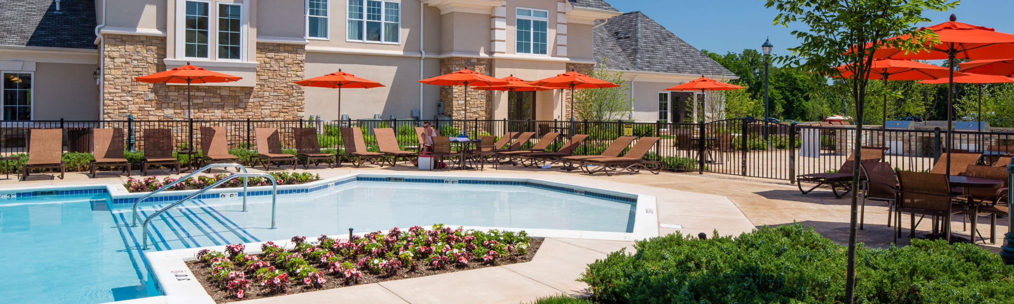 Amenities at The Grove Somerset in Somerset, New Jersey