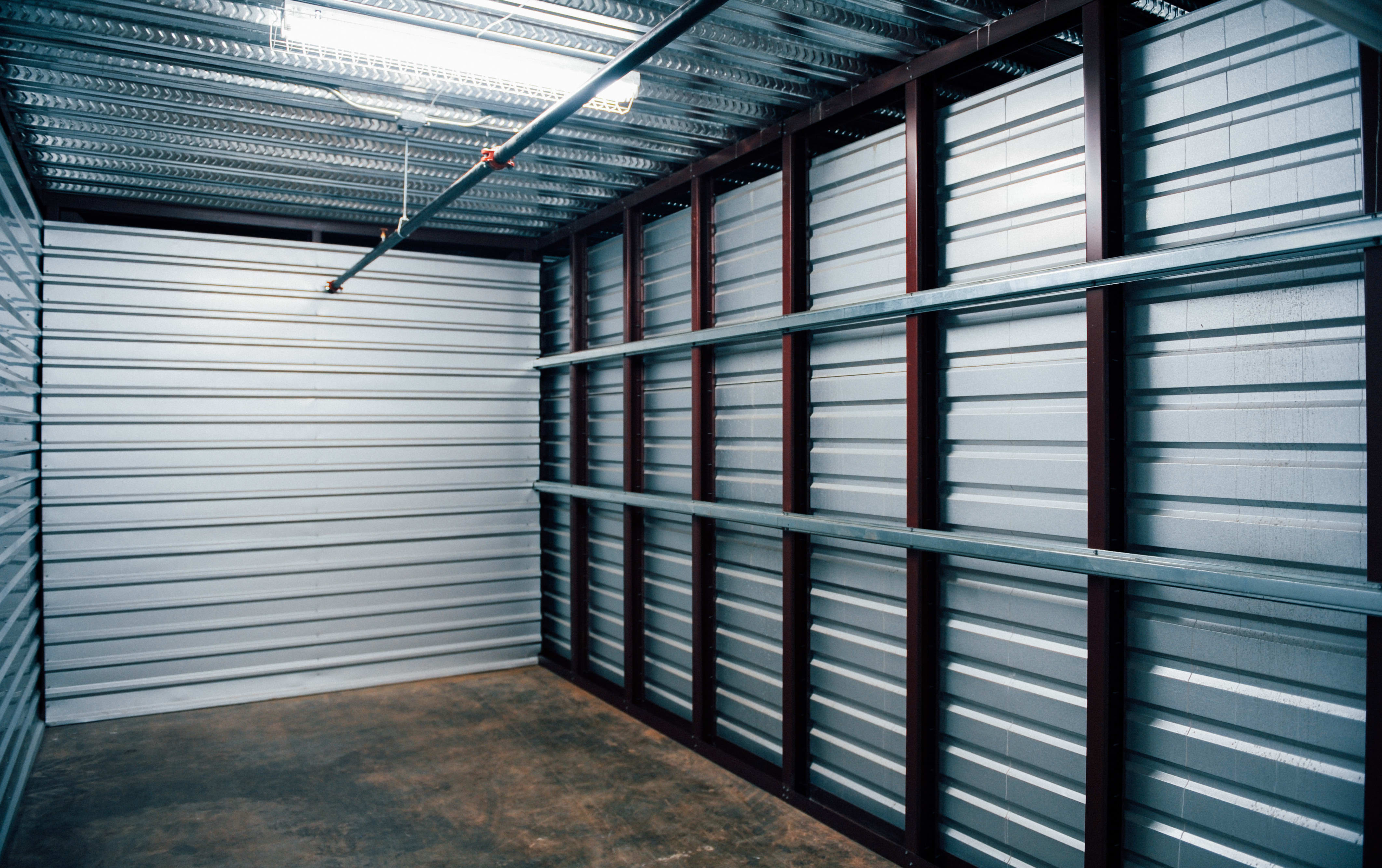 Climate Controlled Units at LockBox Self Storage in Raleigh, North Carolina