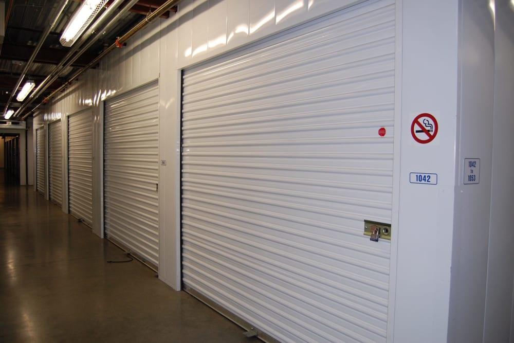 Indoor Storage Units at Storage Etc... Woodland Hills