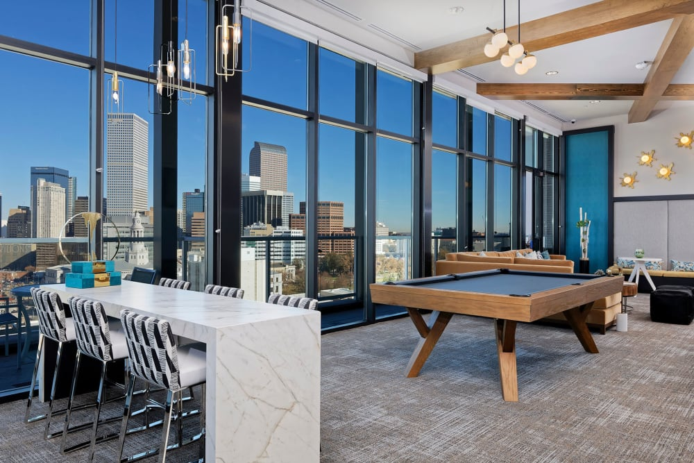 Link to amenities at Civic Lofts in Denver, Colorado