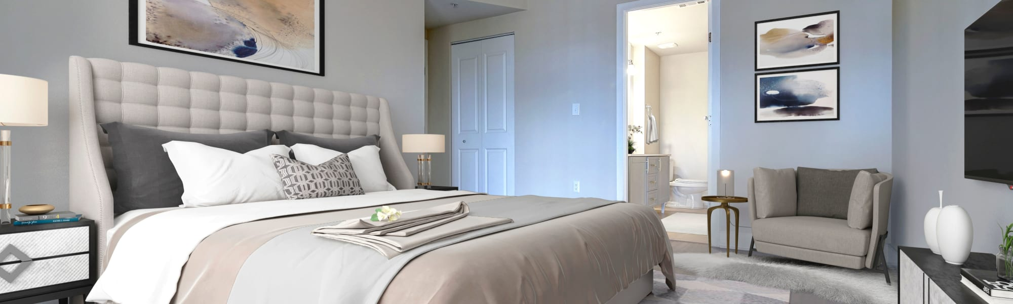 Floor plans at The Heritage at Boca Raton in Boca Raton, Florida