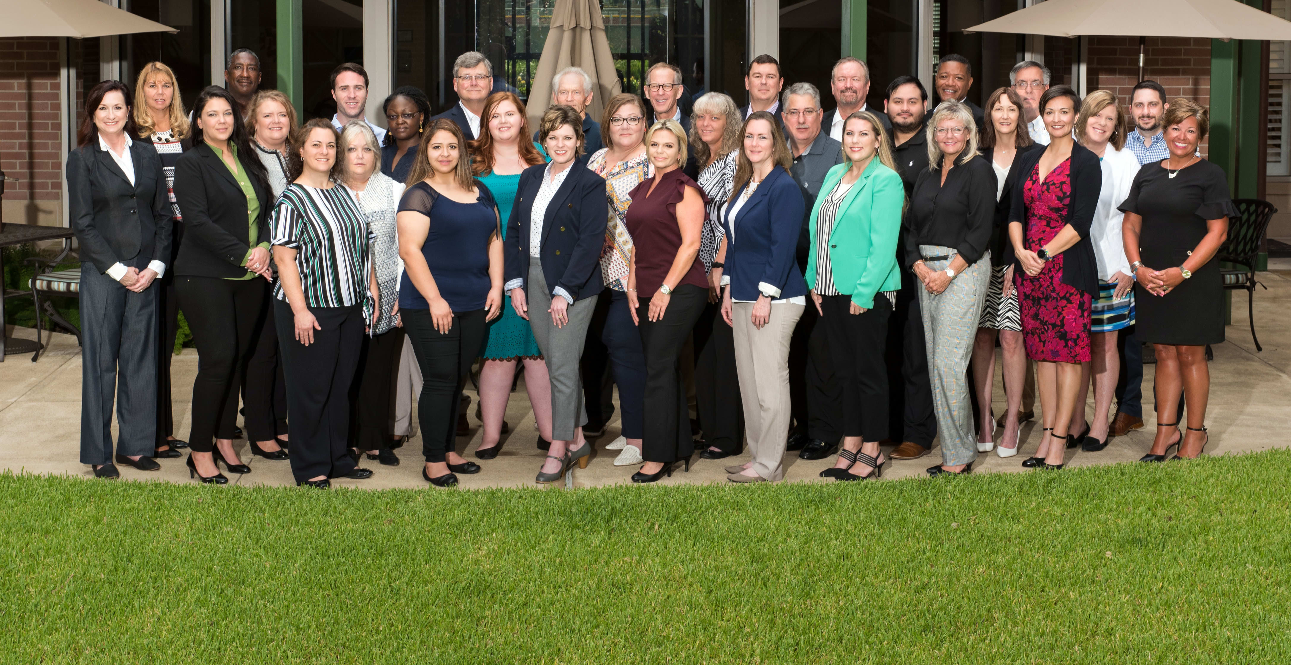 Professional and caring team at Autumn Grove Cottage at Blanco in San Antonio, Texas